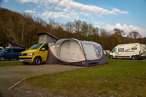 2021 Vango Magra VW Drive Away Inflatable Campervan AirBeam Awning GREY