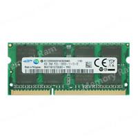 NEW Samsung 8GB PC3L-12800S DDR3-1600MHZ 1.35V 204pin SO-DIMM Laptop Memory Ram