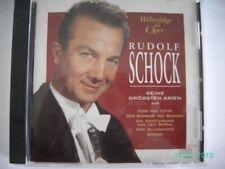 Rudolf Schock Welterfolge der Oper-Seine grössten Arien [CD]