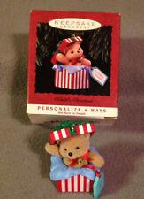 Hallmark Keepsake Christmas Ornament -1993 -A Child'S Christmas