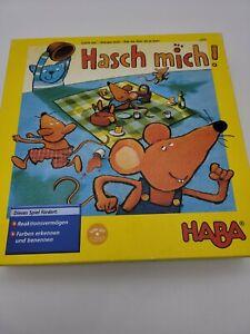 Hasch Mich  Board Game Germany HABA  EZ531