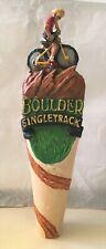 Boulder Beer Company Singletrack beer tap handle