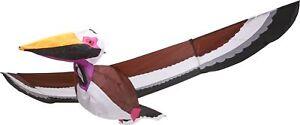 Pelikan 3D Einleiner Drachen HQ Kites Flugdrachen Kinderdrachen