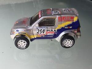 1 43 Kit GAFFE Mitsubishi N°254 Shinozuka Rally Paris Dakar 2000
