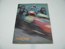 GRAND PRIX Cinerama 1966 James Garner Movie LEMANS RACING Souvenir Program