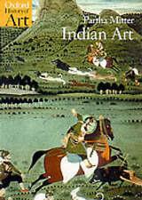 Indian Art - Partha Mitter [KSIÄĹťKA], Acceptable, Partha Mitter, Bo