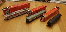 Lot Locomotive HO Jouef Et Voitures Wagon HO Jouef Lire L'annonce