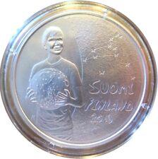 125 - 20 EUROS FINLANDE 2010 - Enfance et créativité - argent