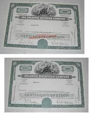 Stock Certificates-14 items.1928-1988.G