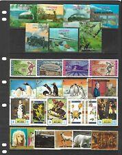 Umm Al Qiwain stamp selection.(ref.737a)