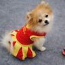 Welpe Kleine Hund Prinzessin Kleid Baumwolle Sommer Kleidung Haustier Katze Rock