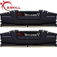 G.Skill Ripjaws V 16GB RAM (2X8GB) DDR4 3200MHz CL16 Gaming Desktop PC Memory