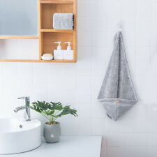 Kopfhandtuch Haarturban Schnell Trocknend Duschkopf Haartrockentuch Badezimmer