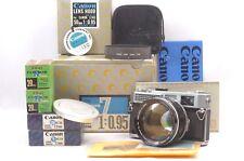 @ Ship in 24 Hrs @ Original Box Set! @ Canon 7 Film Camera 50mm f0.95 Dream Lens