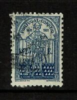 Portugal SC# 538, Used, large pg remnant - S9849