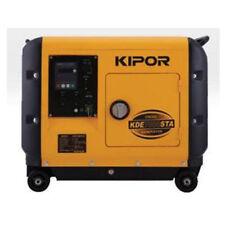 KIPOR KDE7500STA   SILENT DIESEL GENERATOR the new range of quiet generators