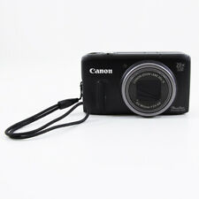 Canon - PowerShot SX260 HS 12.1 MP Digital Camera - BODY/BATTERY ONLY - 5900B001
