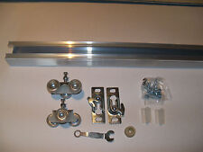Series 2- HBP Heavy Duty Pocket Door Track and Hardware Kit - 60""