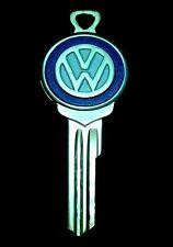 "U61VW VOLKSWAGEN BEETLE CREST Key Blank ""SU"" profile fits some 1960-1966 VW BUG"
