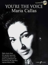 Maria Callas: (Piano, Vocal, Guitar) (You're the Vo..., Callas, Maria 0571532543