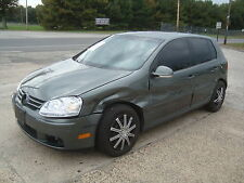2008 Volkswagen Rabbit S Hatchback Salvage Rebuildable Repairable