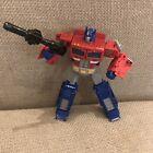 Hasbro Transformers Siege Optimus Prime Action Figure Loose