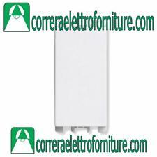 SIMON URMET NEA bianco copriforo 1 modulo 10350.B