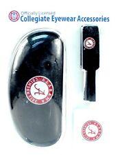 SEC Alabama Crimson Tide SUNGLASS Gift Set: Eyewear Case, Croakies & Cloth NEW