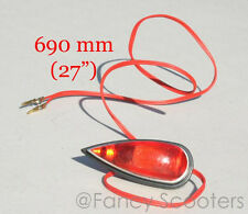 Electric Scooter/Bikes Rear BIGGER Turn Signal (36V), PART13113