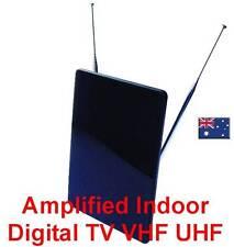 Greentek Digital HD TV indoor Active Amplified Antenna UHF VHF FM AUSTRALIA NEW