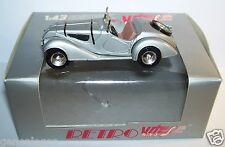 STOP VITESSE BMW 328 OPEN CABRIOLET 1938 GRIS  METAL REF 120 IN BOX 1/43
