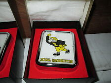 Iowa Hawkeyes team Medallion Light by Armbruster products NEW,old ,overstock CAR