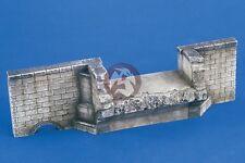Verlinden 1/35 Blown Bridge Head Section WWII [Plaster Diorama Model kit] 2149