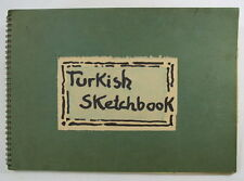 Helmuth WISSENBORN TURCO Sketchbook 1972