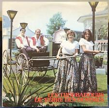 LES TROUBADOURS DE TERRE des hommes LP Mint- TDH 001 Canada 1970's Record