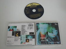 Swing out sister/Kaleidoscope world (Fontana 838 293-2) CD album