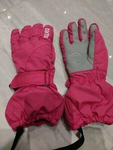 Barts Handschuhe Skihandschuhe Mädchen Gr.4 Super! Wie neu!