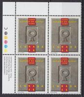 CANADA #1799 46¢ Québec Bar Association UL Inscription Block MNH