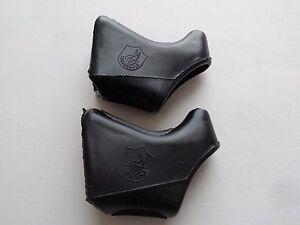 *NOS Vintage 1980s Campagnolo C Record Delta 1st Generation brake lever hoods*