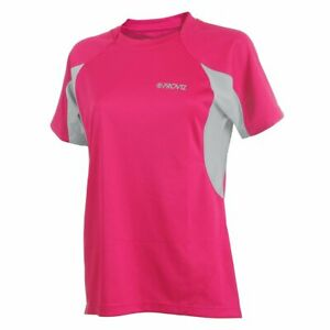 Proviz Classic Women's Hi Viz Short Sleeve Top Cycling Running Walking