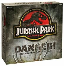 Ravensburger 22490 Jurassic Park Danger Adventure Strategy Game Multi-colour