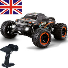 45km/h 1:16 2.4G 4WD Brushless RC Truck Car With LED Light Electric Off-Road RTR