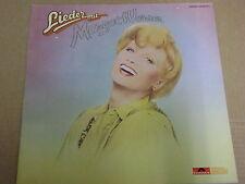 """Lieder mit Margot Werner - Polydor, 2 x 12"""" Vinyl Foc VG+"""
