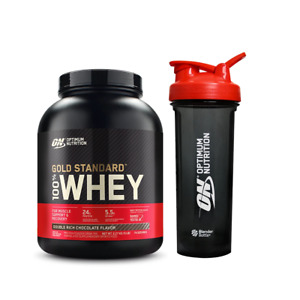 Gold Standard WHEY 10% Off + FREE Shaker | Protein | Muscle Gain