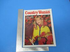 October 1998 COUNTRY WOMAN Magazine Crafts Recipes Articles  M648