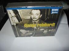 COFFRET 2 X CD DJANGO REINHARDT