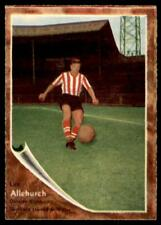 A&bc Make-A-Photo 1963 (B1) Len Allchurch Sheffield United N.18