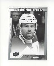 2017-18 Upper Deck Hockey UD Portraits Insert Singles - You Choose