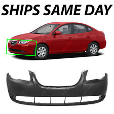 NEW Primered - Front Bumper Cover Fascia for 2007-2010 Hyundai Elantra Sedan 4