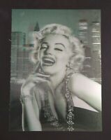 MARILYN MONROE 3D LENTICULAR 20X30 POSTER LICENSED PHOTO PICTURE HOLOGRAPHIC